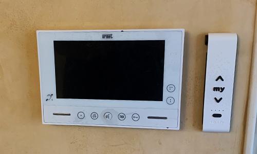 installation de système domotique - écran tactile réalisations pour les particuliers