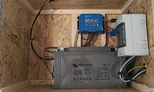 automatisme-Electricite réalisations pour les particuliers