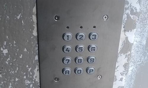code controle d'acces chiffre réalisations pour les particuliers